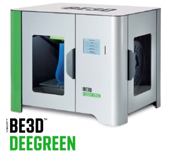 YSoft be3D DeeGreen